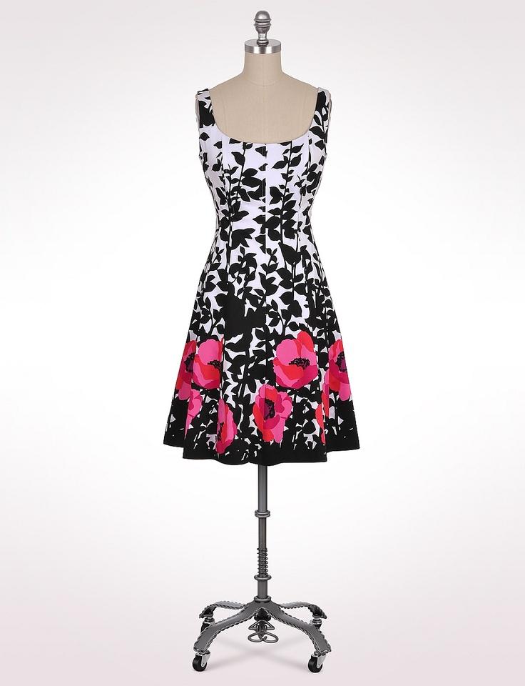 Misses   Dresses   Paneled Poppy Dress   dressbarn