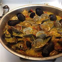 Authentic Paella Valenciana Allrecipes.com