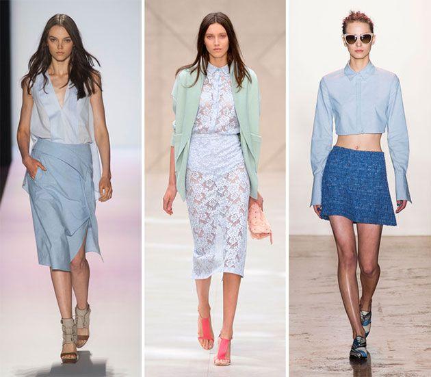 Spring/ Summer 2014 Color Trends - Placid Blue