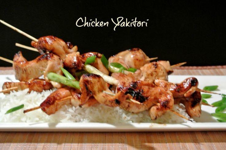 with honey chicken yakitori chicken yakitori with honey sauce sauce ...