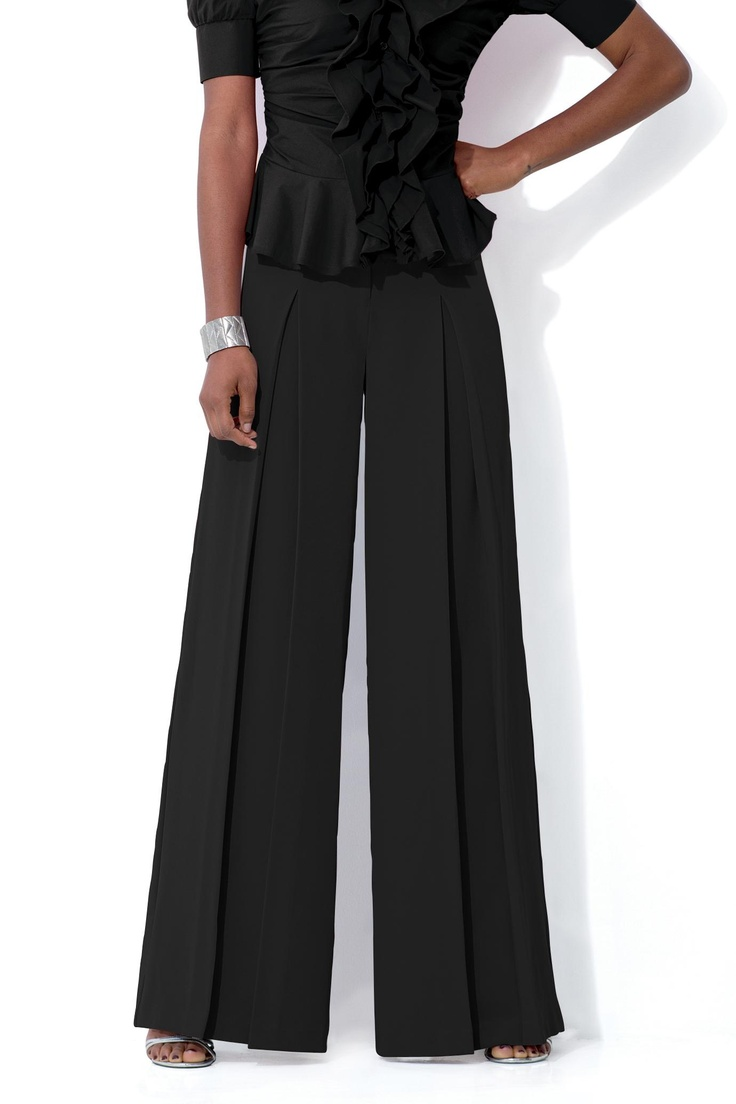 Palazzo pants | Fashion | Pinterest