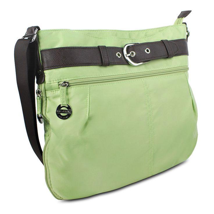 With Belt Detail Hemlock Mint Travelon Hobo Get A Fun Youthful Bag