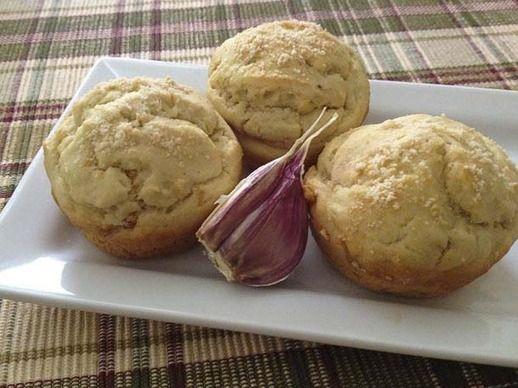 Gluten-Free Garlic Onion Muffins | Breads & Muffins & Breakfast | Pin...