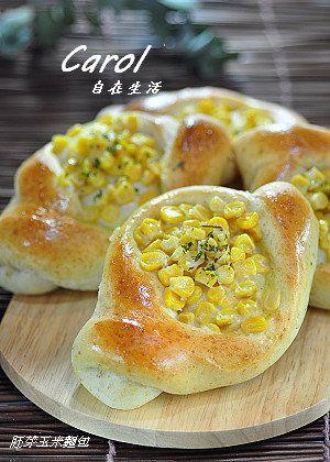 胚芽玉米麵包 | [food] recipes | Pinterest