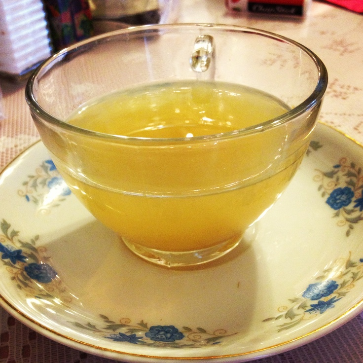 Lemon and honey tea (:   These are a few of my favourite things.   Pi ...