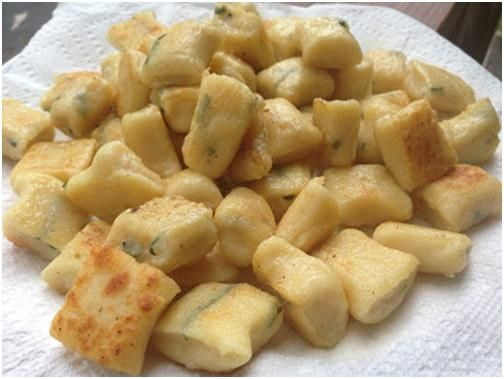 Toasted Basil Ricotta Gnocchi! | I just really love food, okay? | Pin ...