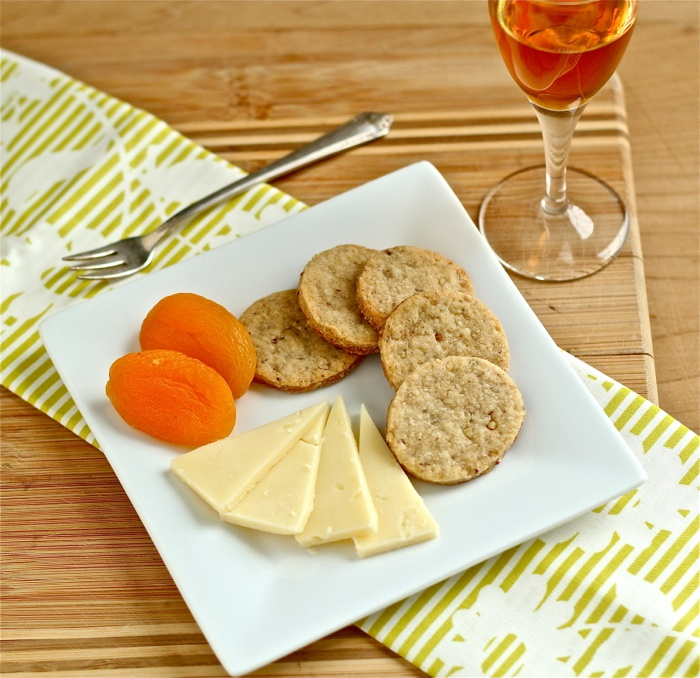 Maple walnut crackers - Adventures of the Kitchen Ninja (a Vermont ...