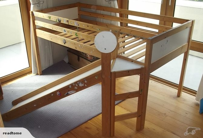 Ikea Aufbewahrung Holz Schubladen ~ IKEA+Vradal ikea vradal bed with slide