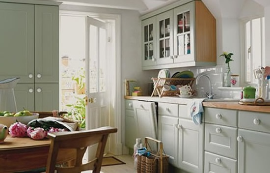 Simple Country Kitchen Design 02 Future Home