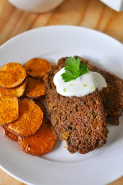 Moroccan Meatloaf | Meatloaf | Pinterest