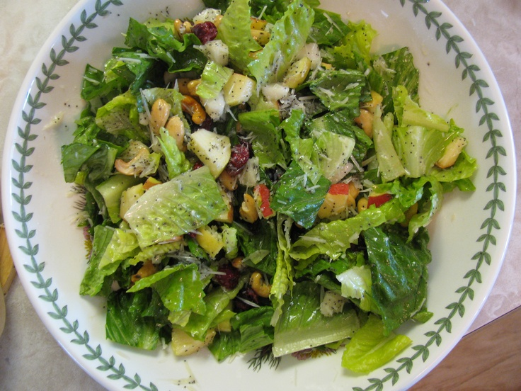 More like this: lettuce salads , lettuce and dried cranberries .