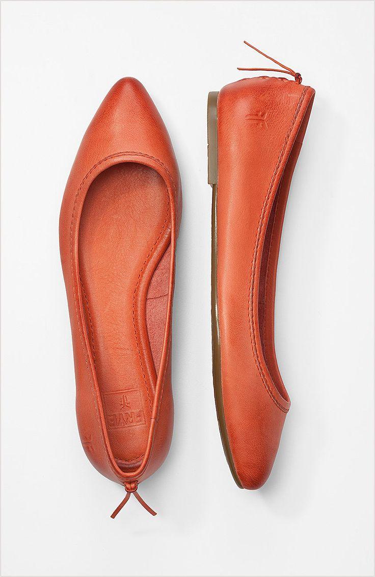 shoes > frye regina ballet flats at J.Jill