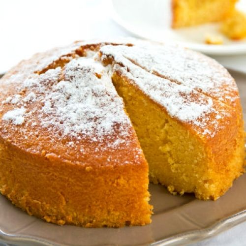 Yogurt orange cake | Cake Heaven | Pinterest