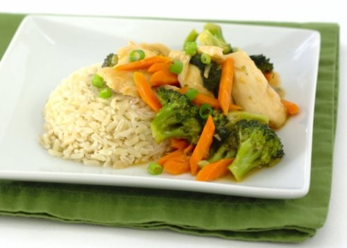 Sweet and Sour Chicken and Broccoli Stir-Fry