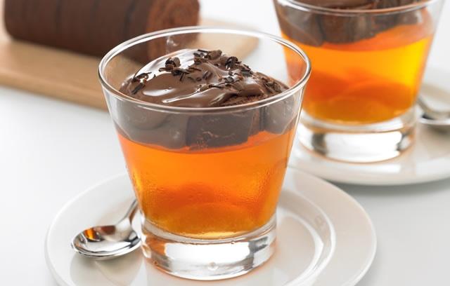 Chocolate Orange Pudding | Desserts | Pinterest