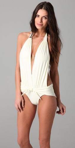 Thayer Halter One Piece... could work pour moi?