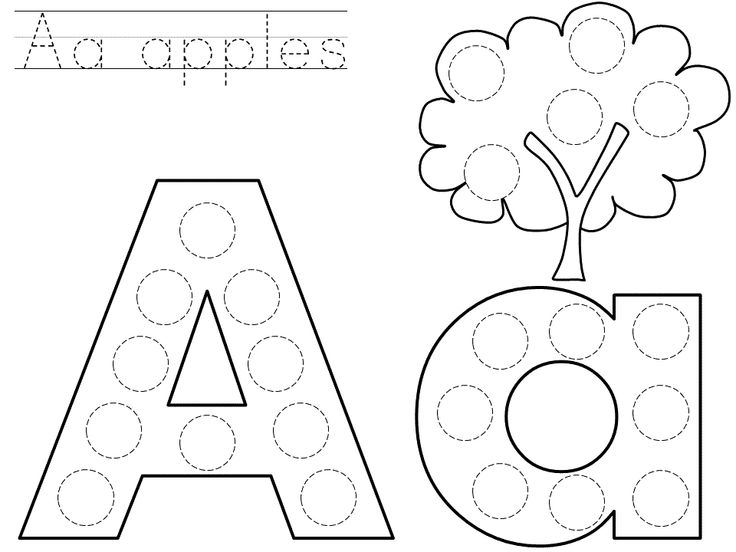 dltk alphabet coloring pages - photo#24
