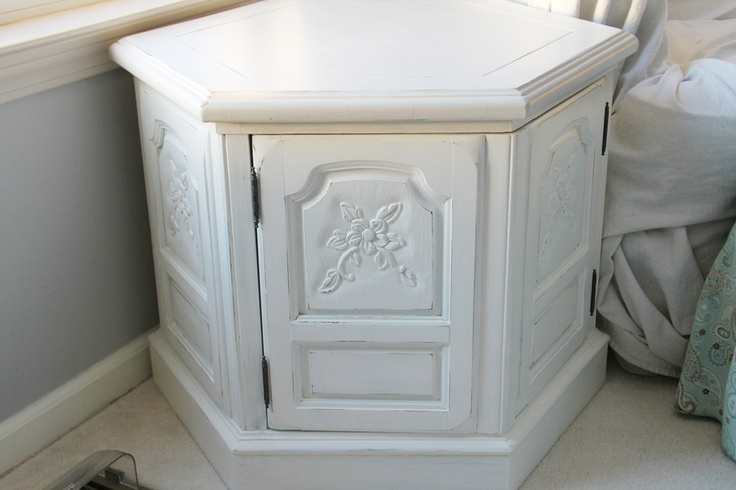 ... by Sheila Sabin on Do I Really Want To Repaint These Ugly Tables