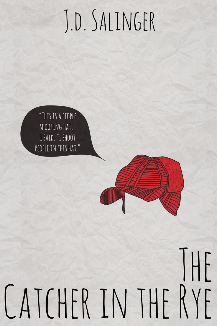 catcher in the rye essay quotes Free essay: the catcher in the rye holden's attitude to loss and goodbyes the theme of loss and goodbyes recurs throughout the catcher in the rye and each.