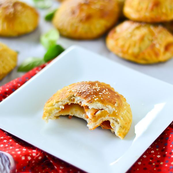 Pepperoni Pizza Pretzel Hand Pies….and a GIVEAWAY! {GIVEAWAY CLOSED}