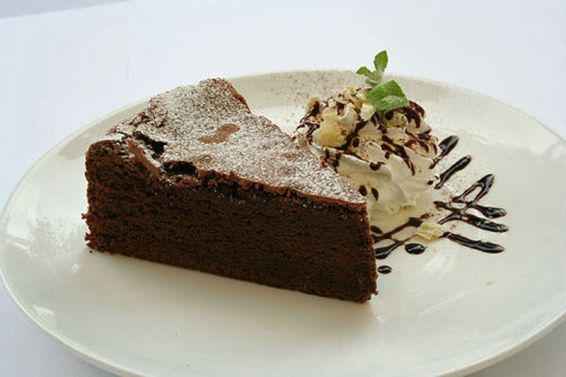 Moist Gluten Free Chocolate Cake | Gluten-Free, Grain Free, Paleo, Da ...