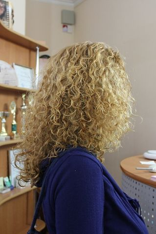 Nice shoulder length perm curly hair perms pinterest