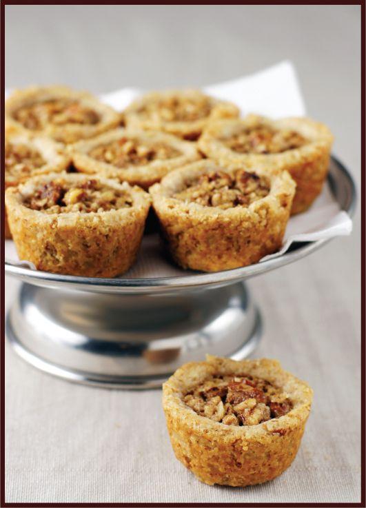 Pecan Tassies | Cookie Recipes | Pinterest