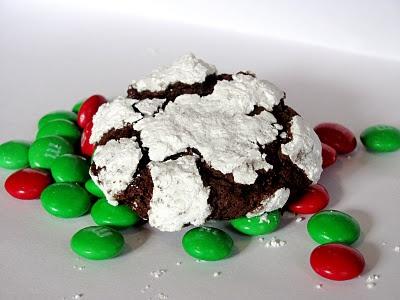Chocolate-Espresso Snowcaps | yummo | Pinterest