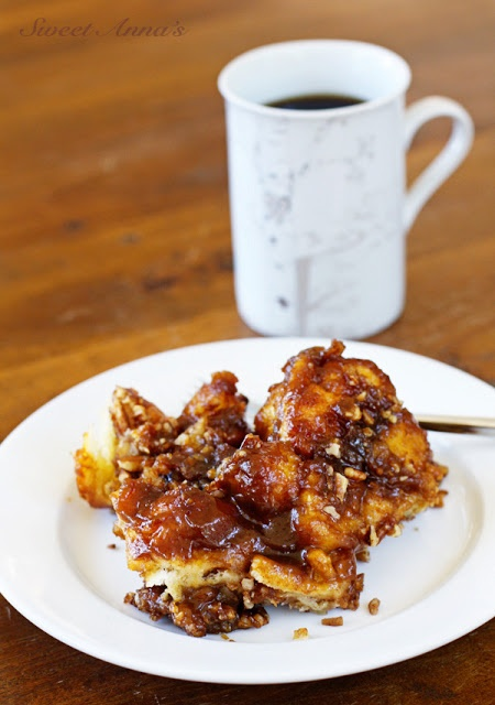 Easy overnight caramel pecan rolls | Recipe