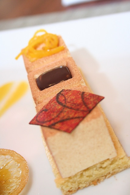 Mousse Orange | Sweets! | Pinterest