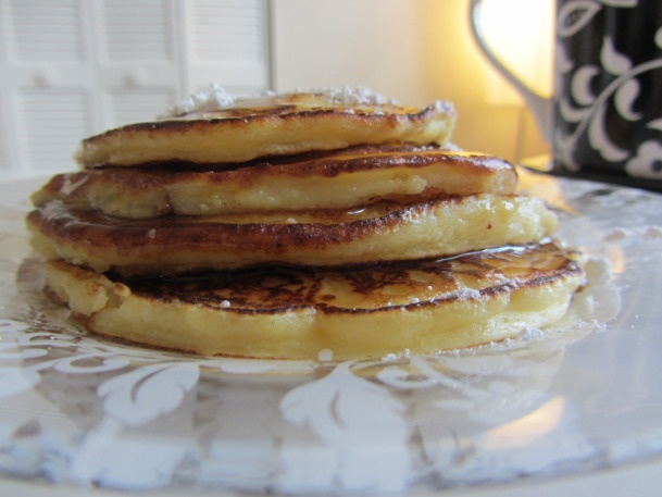 Orange Ricotta Pancakes | Recipes: Some tested, some to try. | Pinter ...