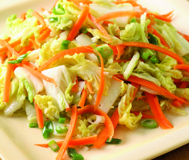 Quick Kimchi (Chinese cabbage) | Diabetes Reicpes | Pinterest