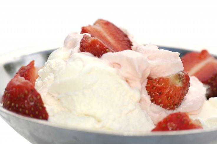 Low-Sugar And Fat-Free Fresh Peach Frozen Yogurt Recipes — Dishmaps