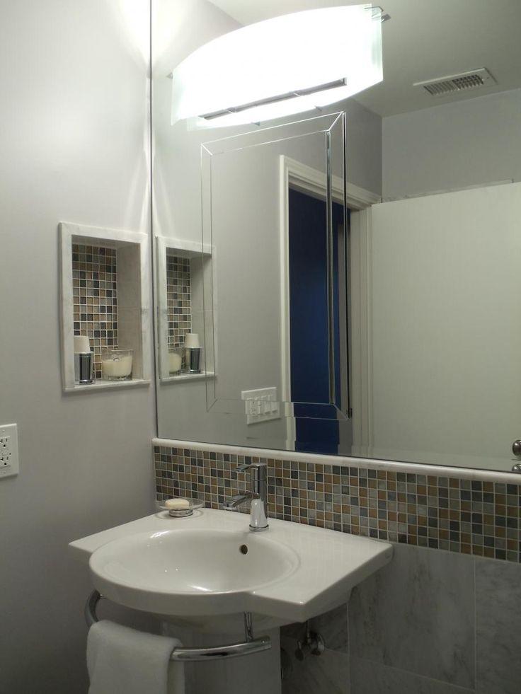 robern mirror medicine cabinet bathroom pinterest