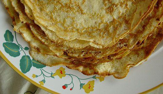 Russian Pancakes | Sweet Treats and Savory Eats… | Pinterest