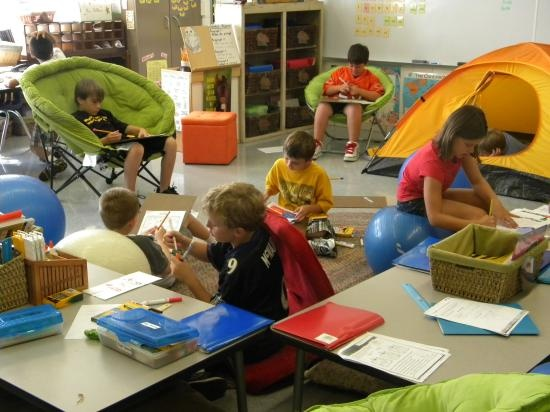 Unconventional Classroom Design : Pin by hilary mcdevitt on classroom design organization