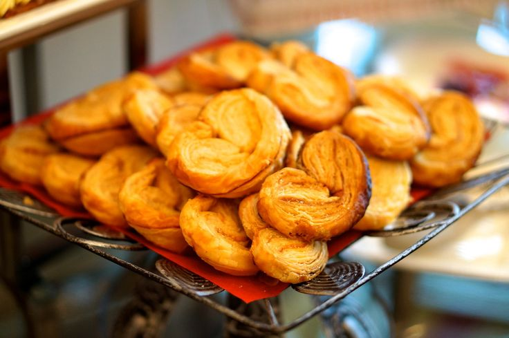 Palmiers - French food | Food!! | Pinterest