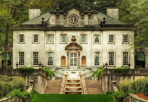 Old French Chateau For The Home Pinterest