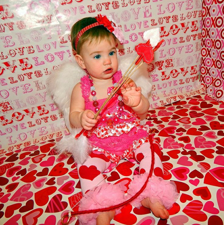 valentine's day cupid coloring pages