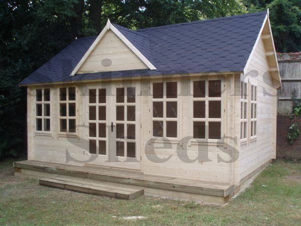 Cheap metal sheds potting shed pinterest for Cheap metal sheds