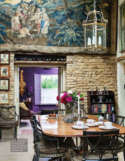 English country style house interiors home interior photos