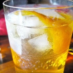 Traditional Elder-Fashioned Cocktail | sip, sip | Pinterest