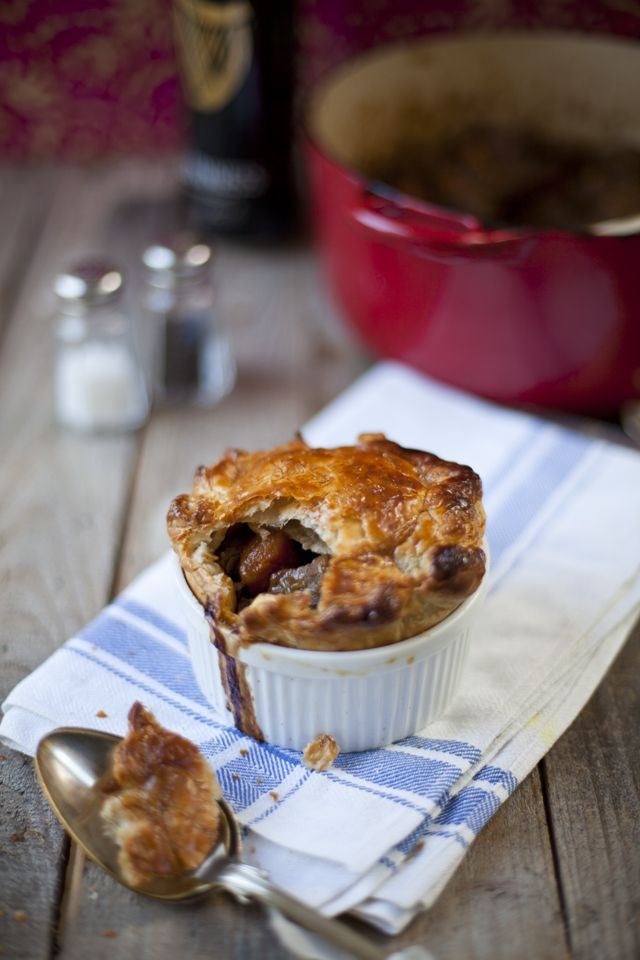 Beef and Guinness Pie | DonalSkehan.com | Family Tree ~ Irish Me | Pi ...