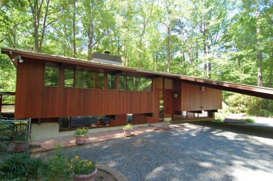 Deck House Deck Homes And Mcm Pinterest