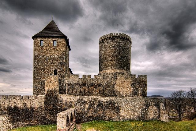 castle bedzin poland medieval - photo #33