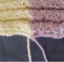 Knitting Jogless Stripes - TECHknitting