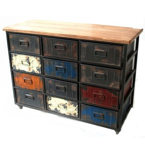 Paintbox Cabinet Large now featured on Fab.