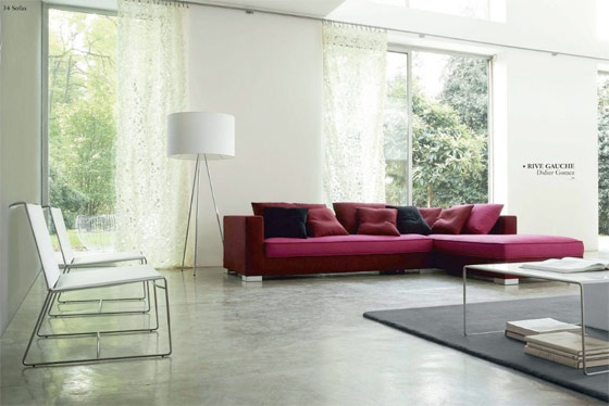 ligne roset homes and interiors pinterest. Black Bedroom Furniture Sets. Home Design Ideas