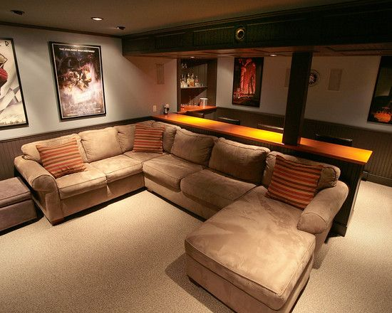idea for man cave in basement for the home pinterest