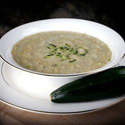 Zucchini Soup I | Recipe
